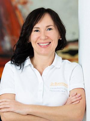 Justyna Jablonski - Zahnärztliche Praxisklinik Dr. Borrmann