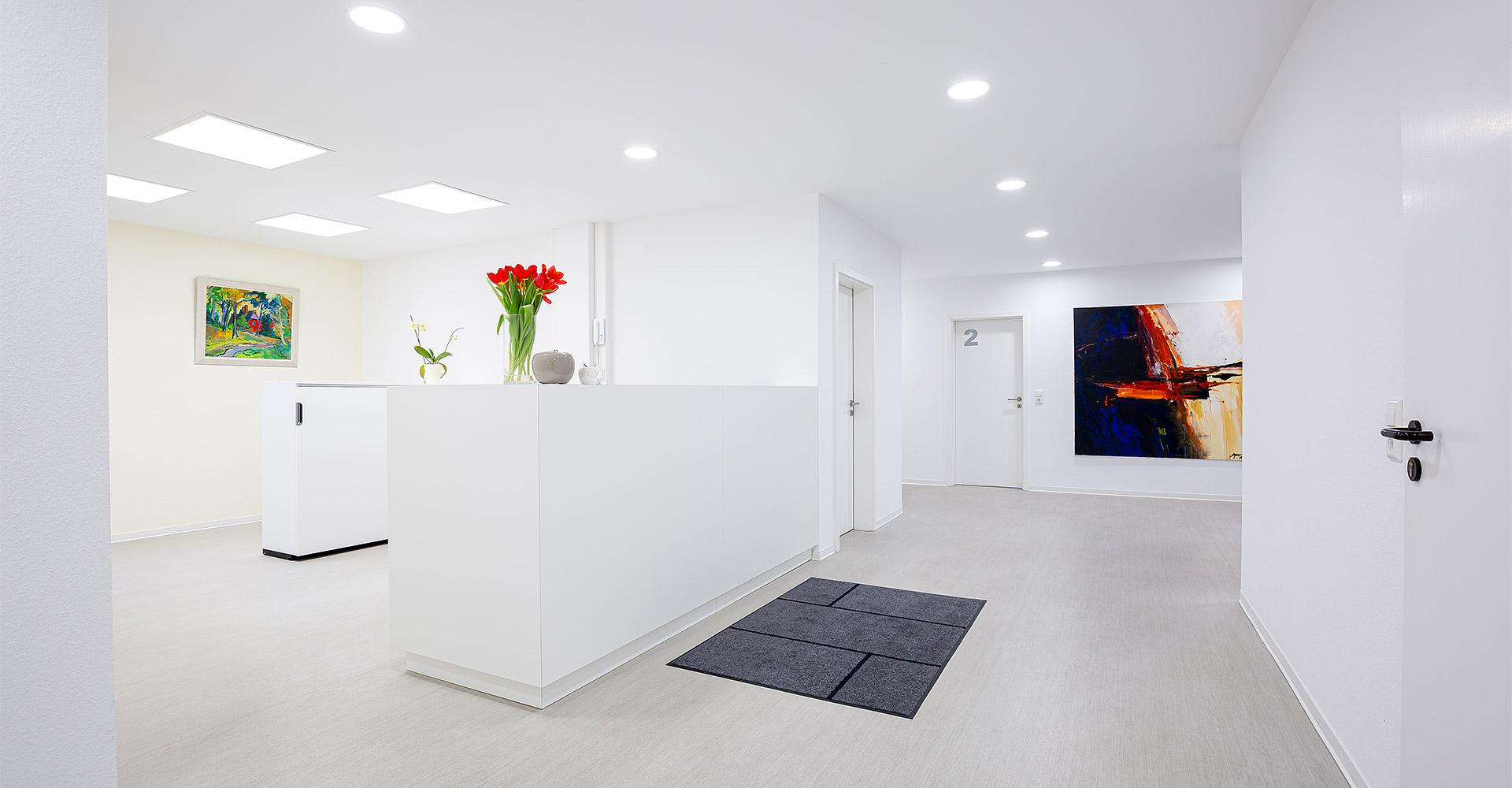 Zahnarztpraxis Ditzingen Heimerdingen - Zahnärztliche Praxisklinik Dr. Borrmann