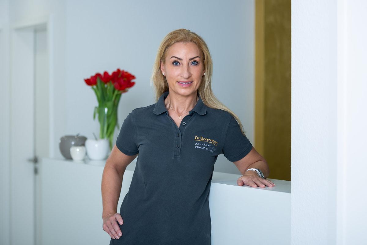 Cornelia Pilz - Zahnärztliche Praxisklinik Dr. Borrmann